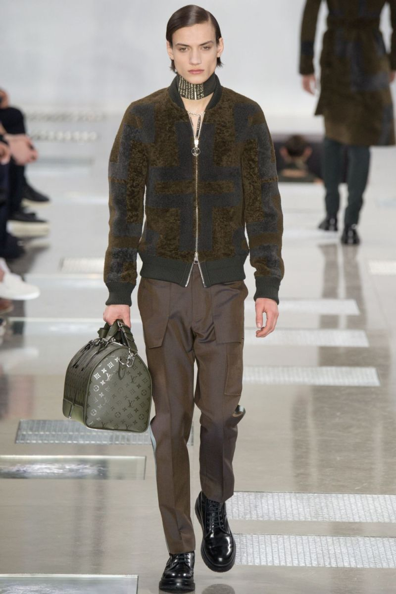 Louis Vuitton Menswear FW 2016 Paris (18)