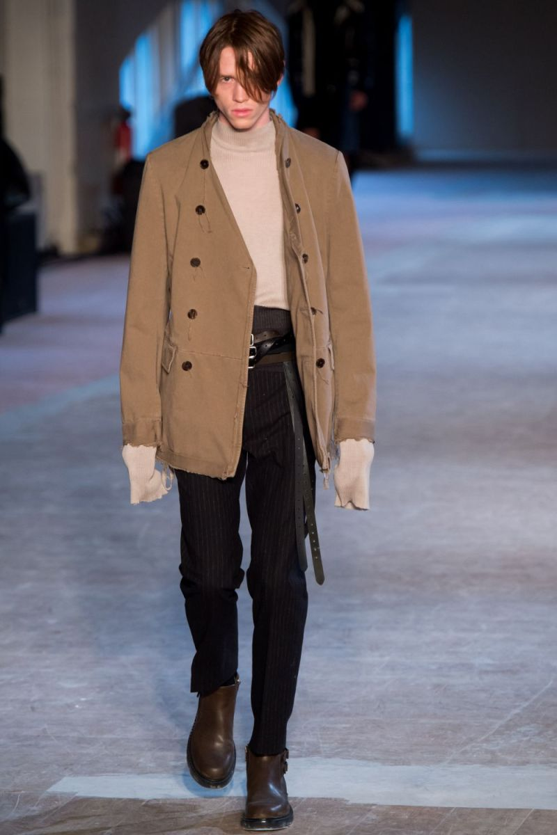 Maison Margiela Menswear FW 2016 Paris (22)