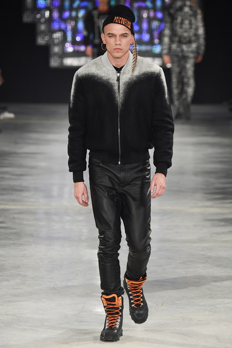 Marcelo Burlon County of Milan Menswear FW 2016 Milan (11)