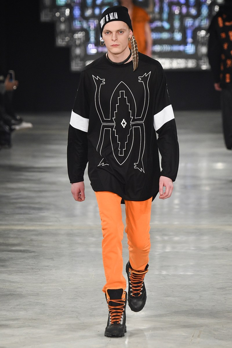 Marcelo Burlon County of Milan Menswear FW 2016 Milan (14)