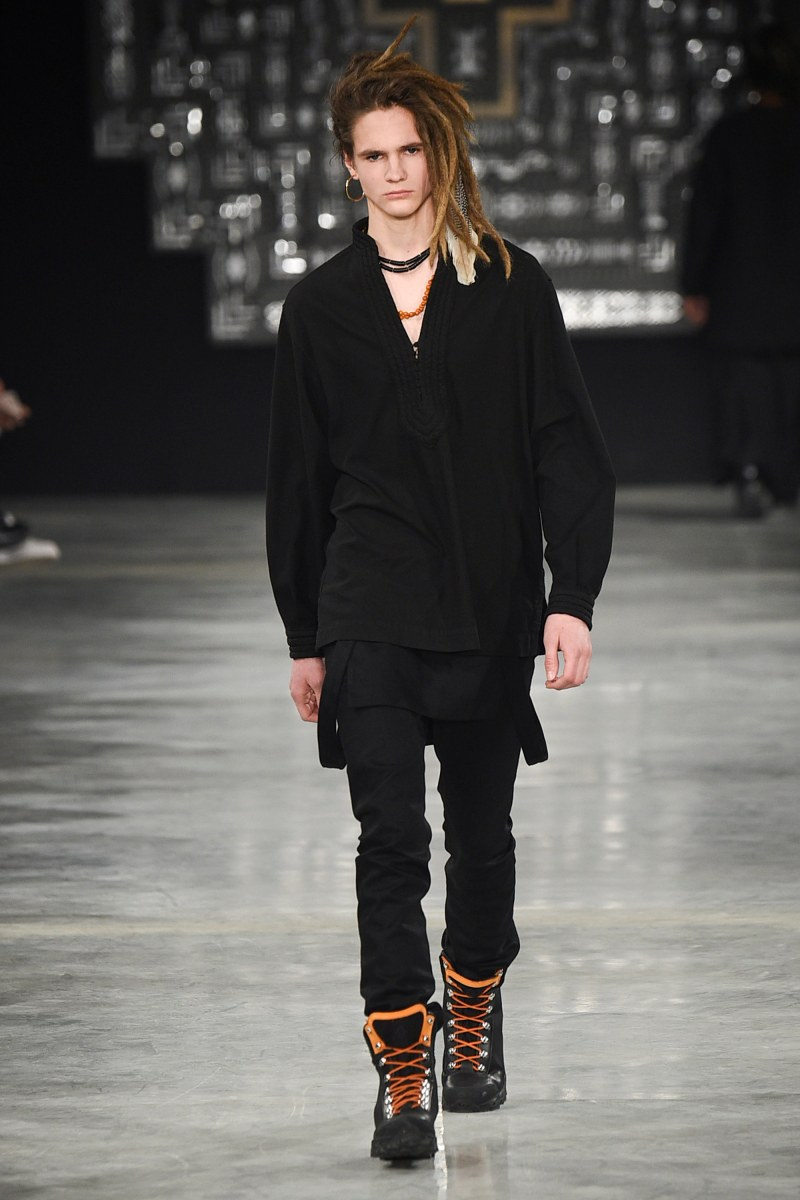 Marcelo Burlon County of Milan Menswear FW 2016 Milan (3)