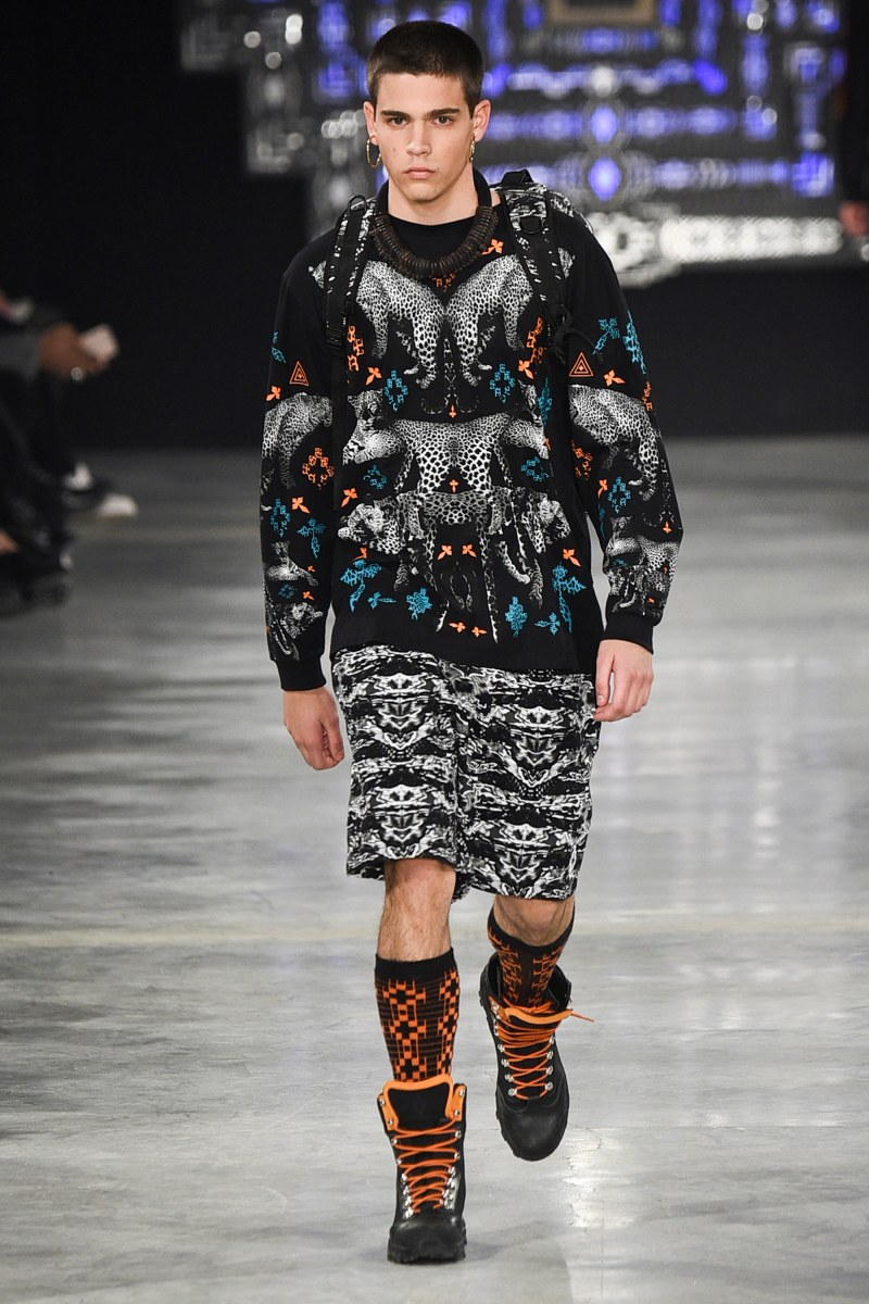Marcelo Burlon County of Milan Menswear FW 2016 Milan (37)