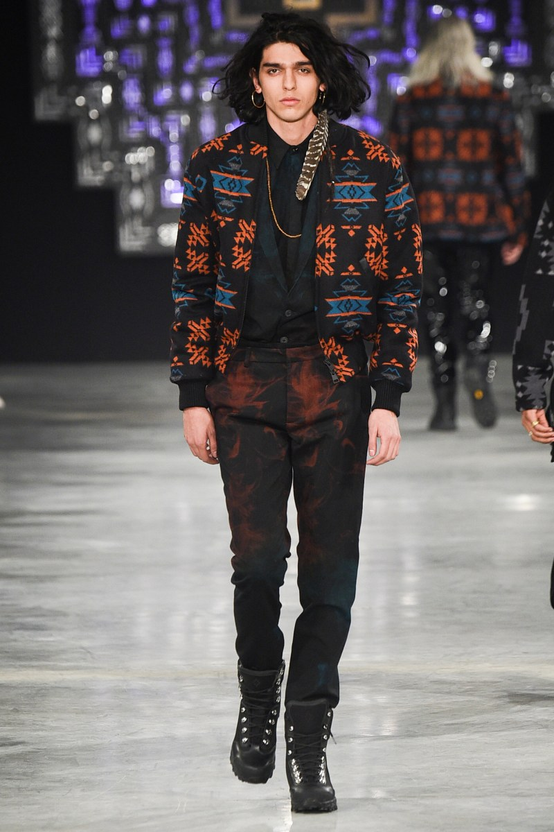 Marcelo Burlon County of Milan Menswear FW 2016 Milan (42)