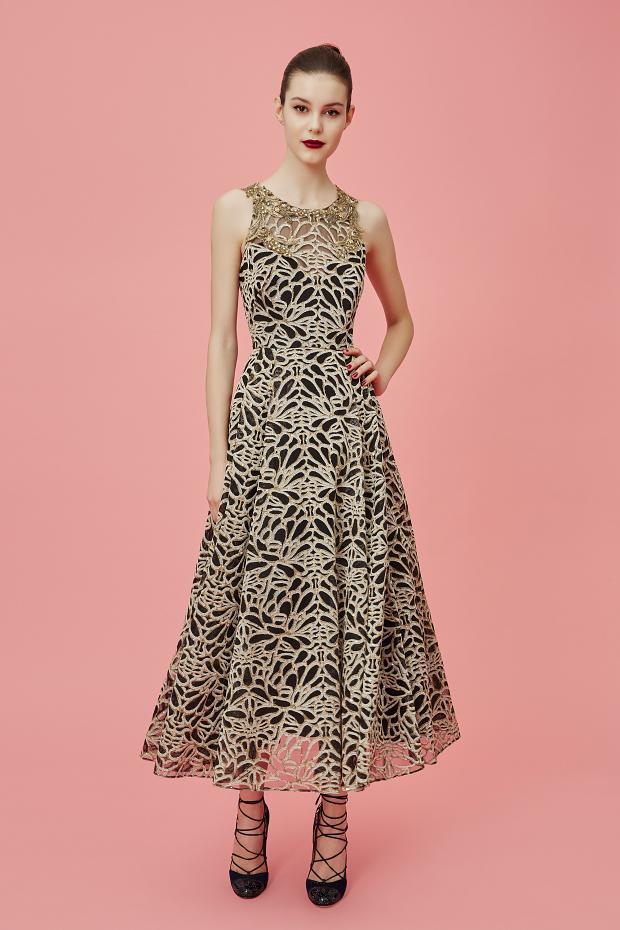 Marchesa Notte Pre-Fall 2016 Lookbook (15)