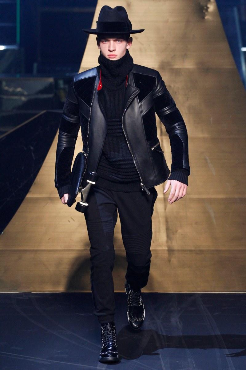 Philipp Plein Menswear FW 2016 Milan (1)