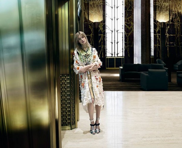 Prada SS 2016 Campaign by Steven Meisel (2)