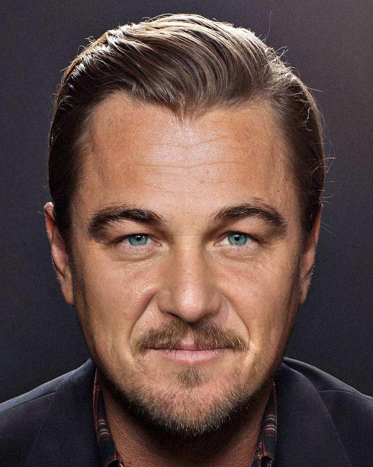 Sean Penn + Leonardo DiCaprio