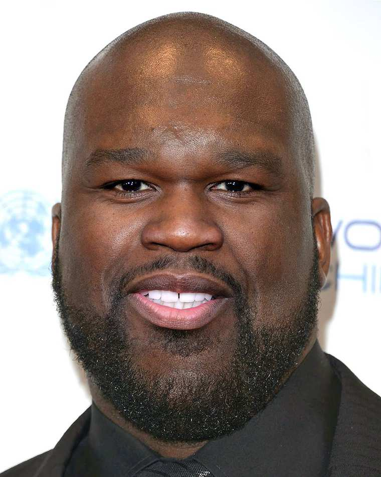 Shaquille O'Neal + 50 cent