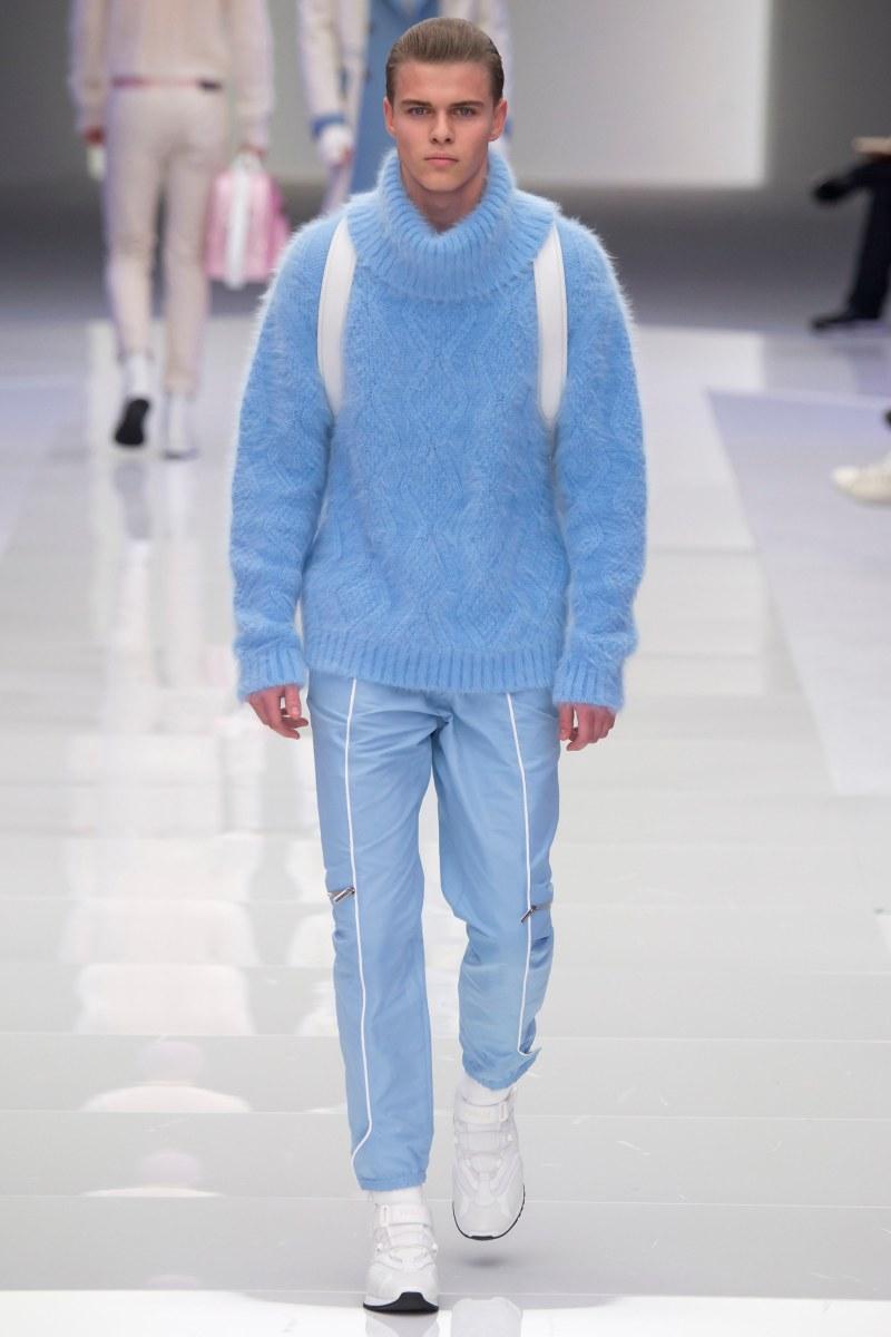Versace Menswear FW 2016 Milan (19)