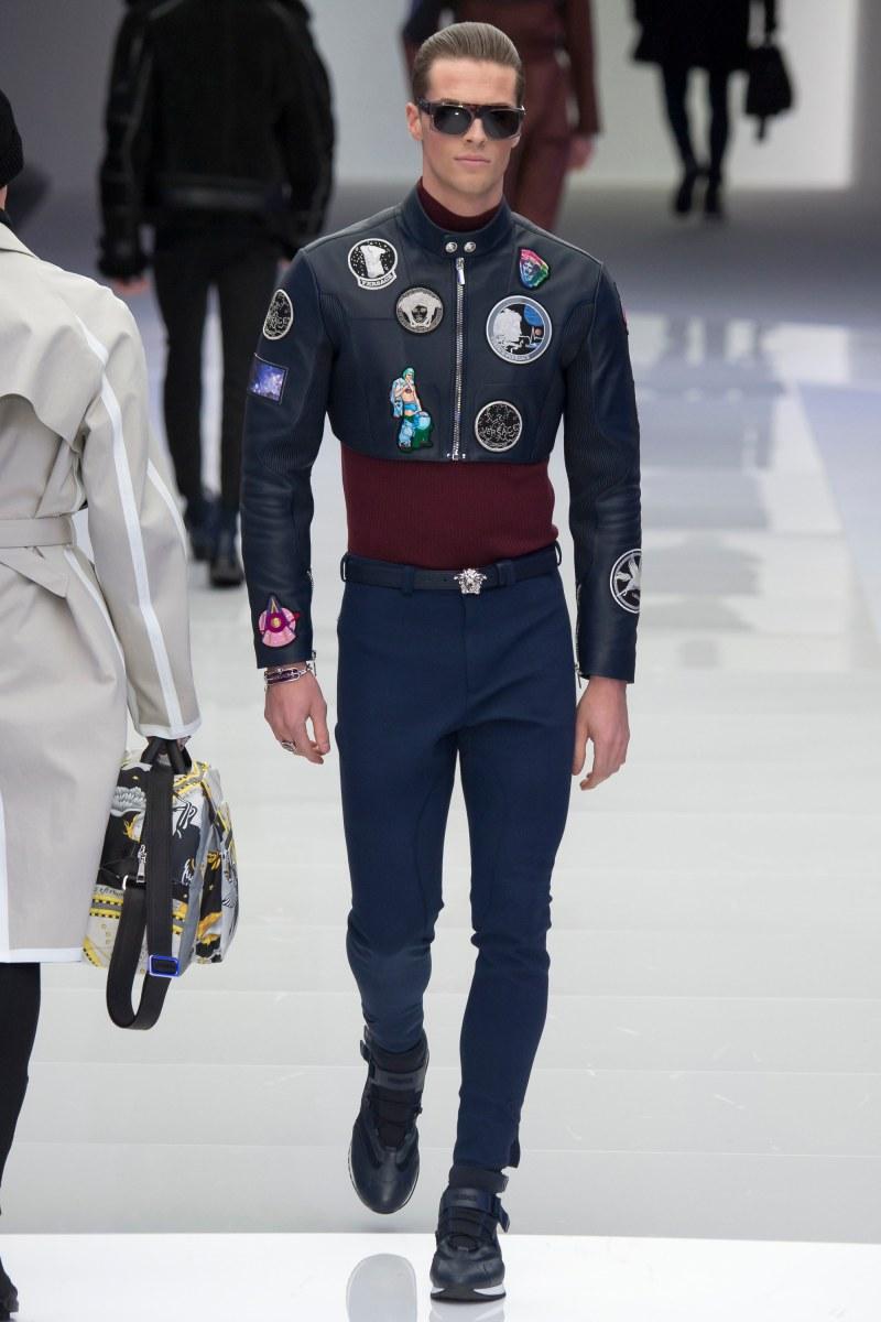 Versace Menswear FW 2016 Milan (39)