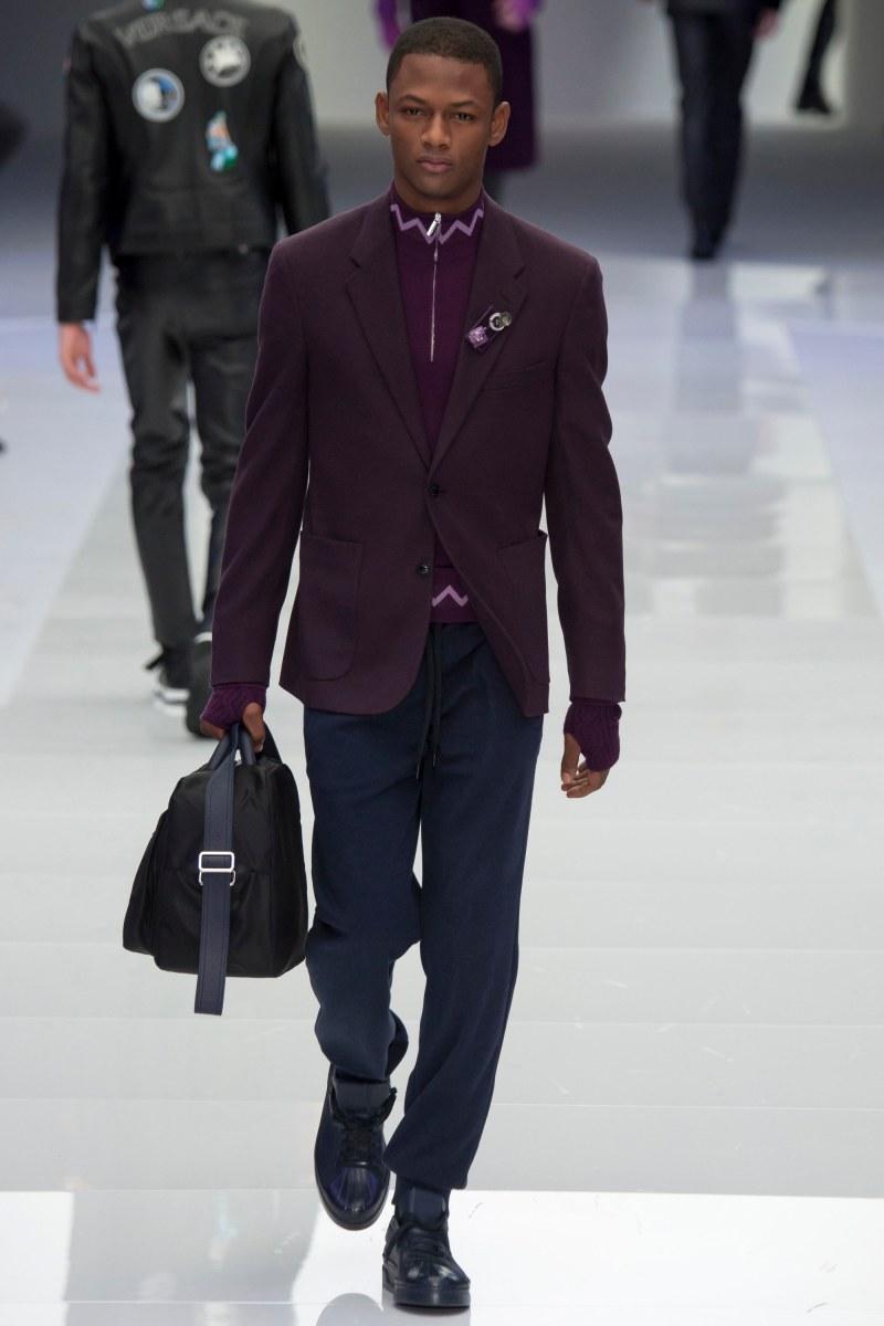 Versace Menswear FW 2016 Milan (43)