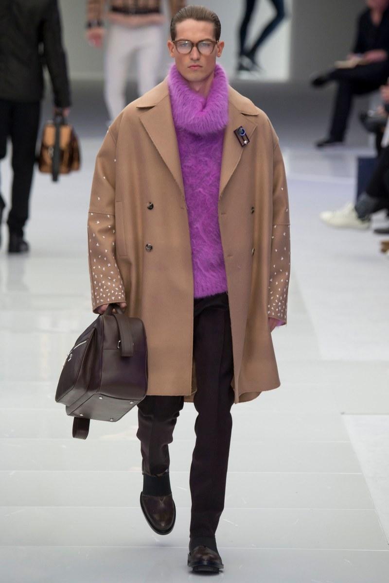 Versace Menswear FW 2016 Milan (50)