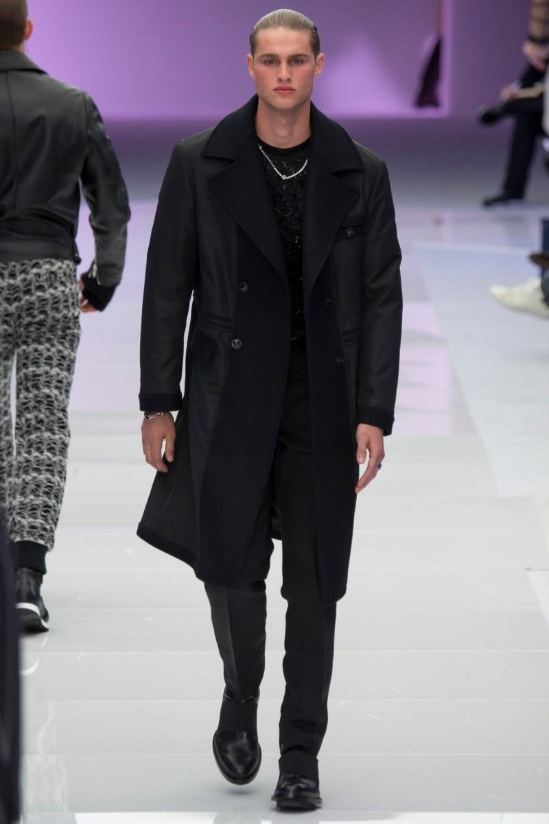 Versace Menswear FW 2016 Milan (60)