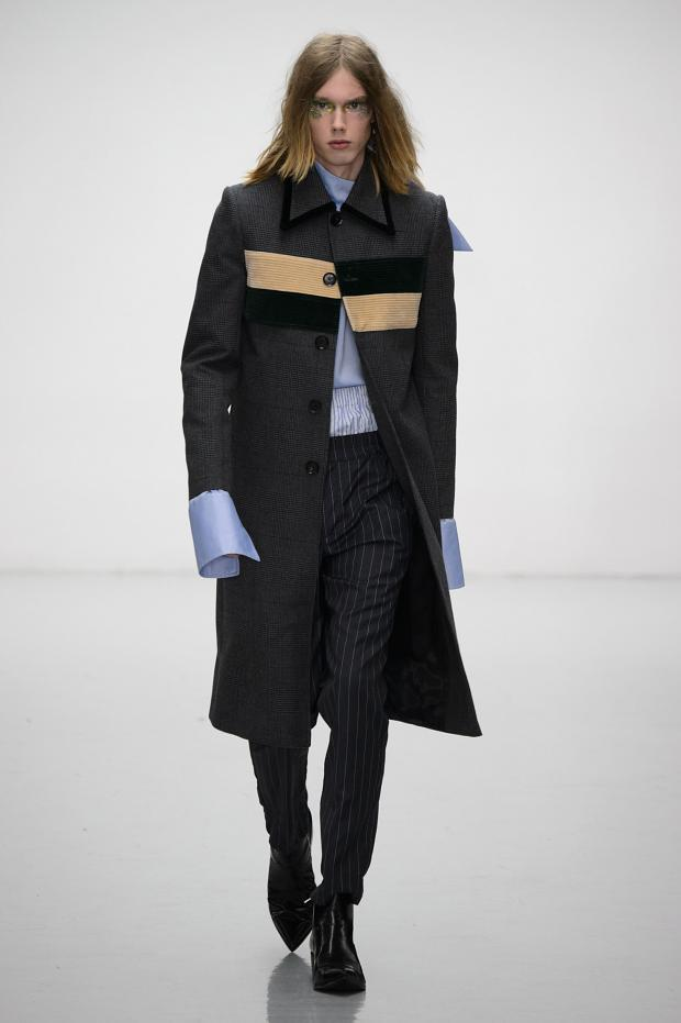 Xander Zhou Menswear FW 2016 London (31)