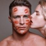 Colton Haynes & Emily Bett Rickards by Tyler Shields