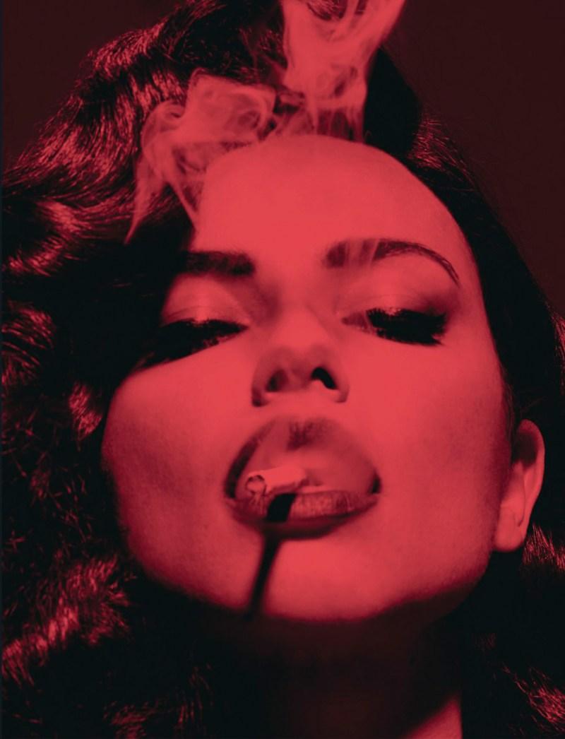 Adriana Lima by Solve Sundsbo (1)