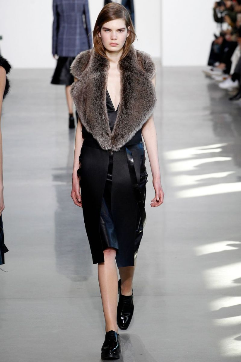 Calvin Klein Collection Ready to Wear FW 2016 NYFW (16)