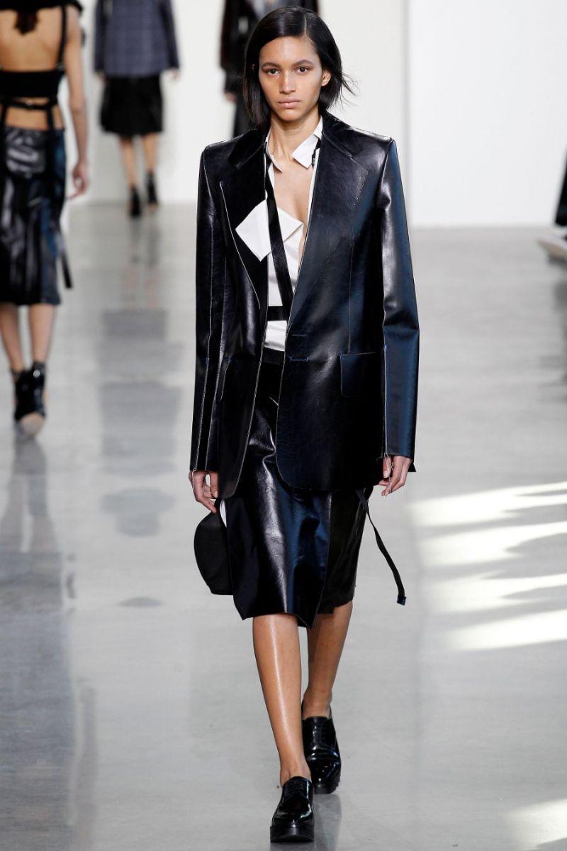 Calvin Klein Collection Ready to Wear FW 2016 NYFW (17)