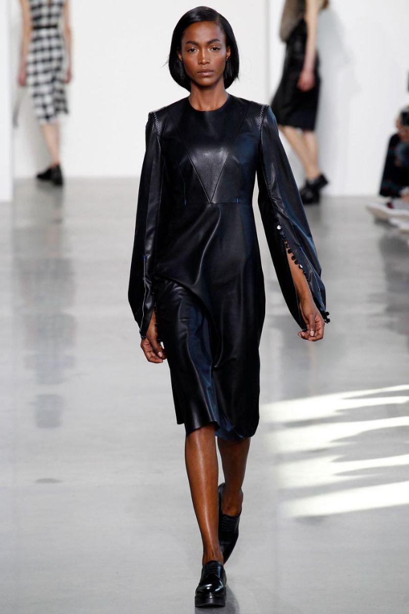 Calvin Klein Collection Ready to Wear FW 2016 NYFW (19)