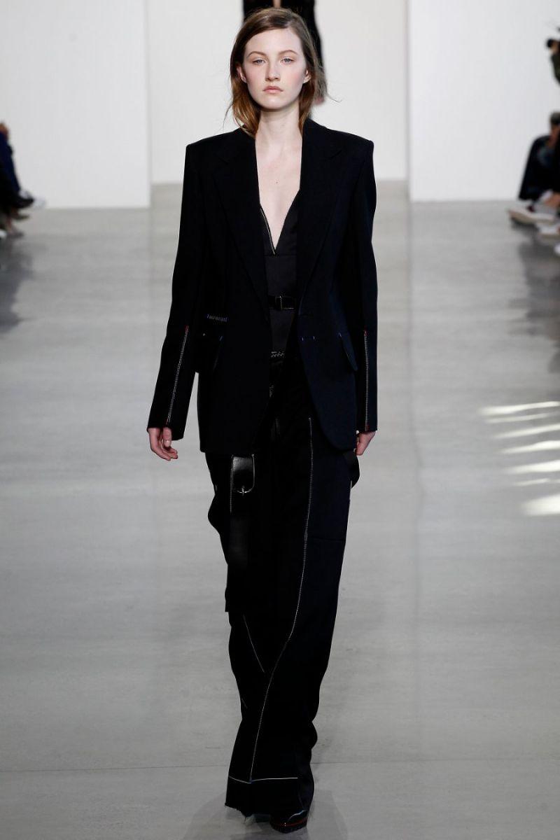 Calvin Klein Collection Ready to Wear FW 2016 NYFW (2)