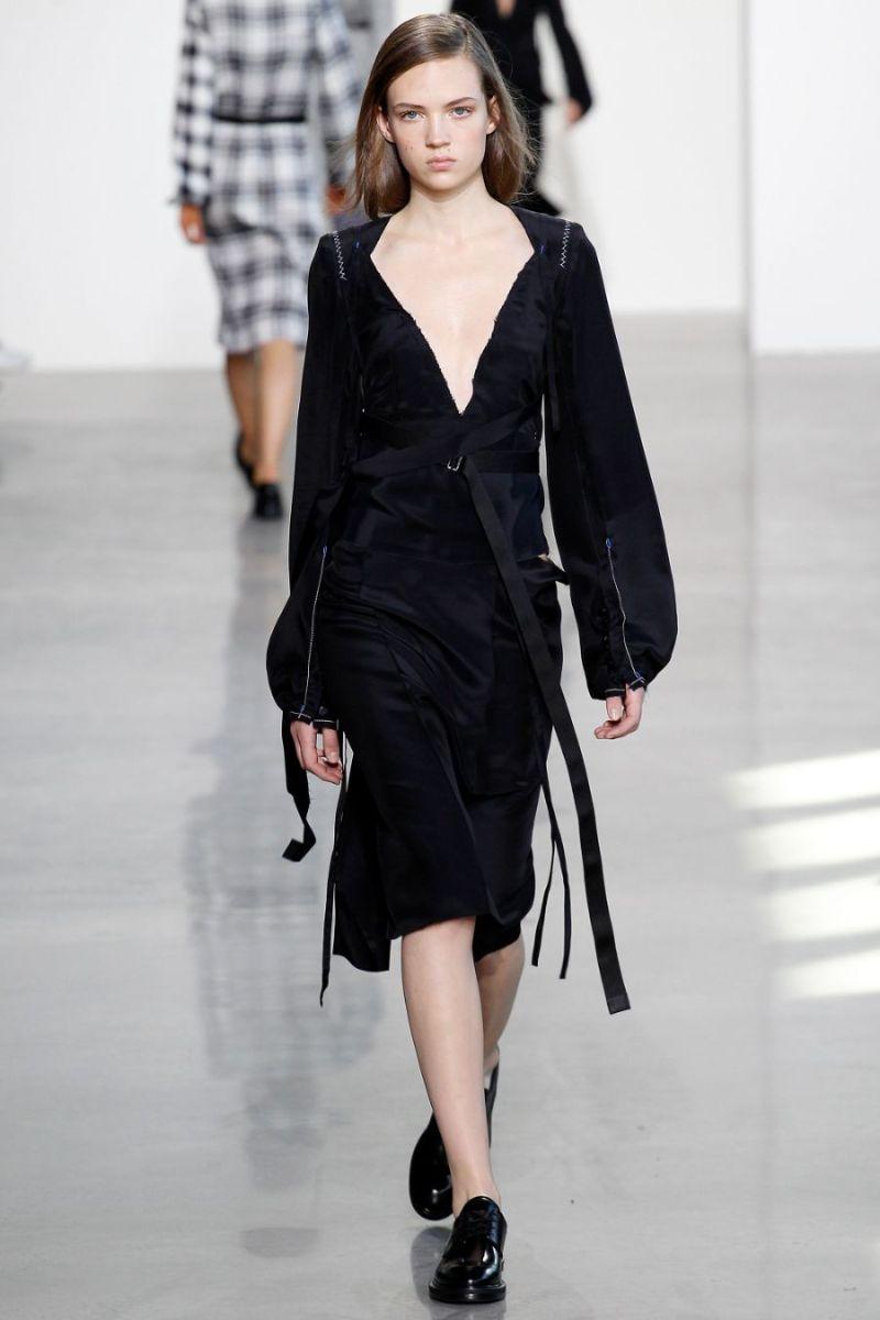 Calvin Klein Collection Ready to Wear FW 2016 NYFW (20)