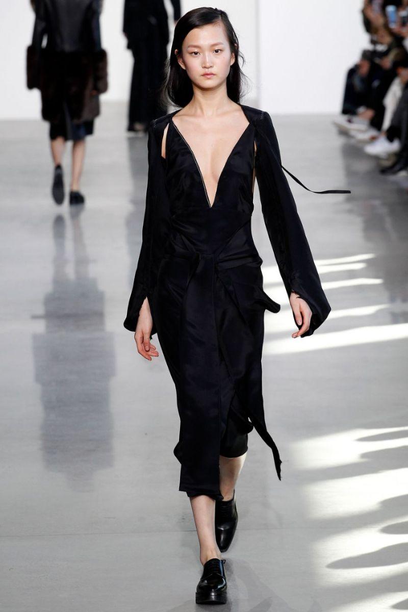 Calvin Klein Collection Ready to Wear FW 2016 NYFW (21)