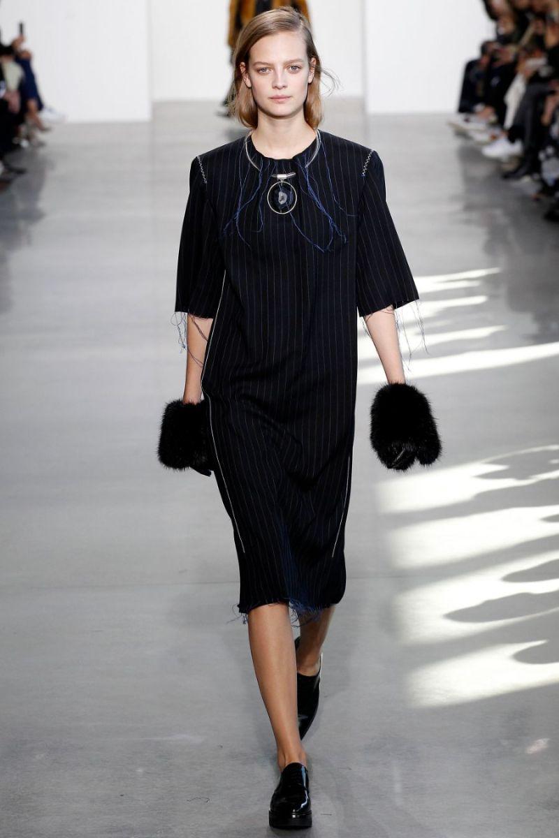 Calvin Klein Collection Ready to Wear FW 2016 NYFW (25)