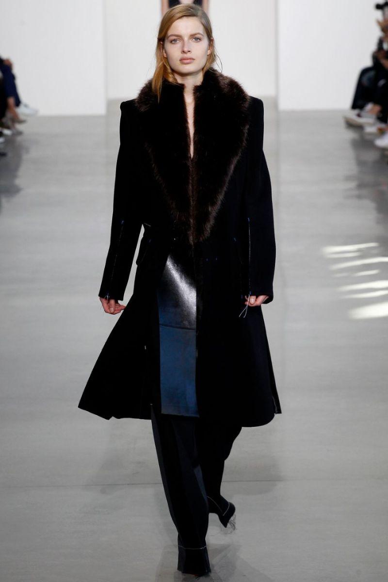 Calvin Klein Collection Ready to Wear FW 2016 NYFW (3)
