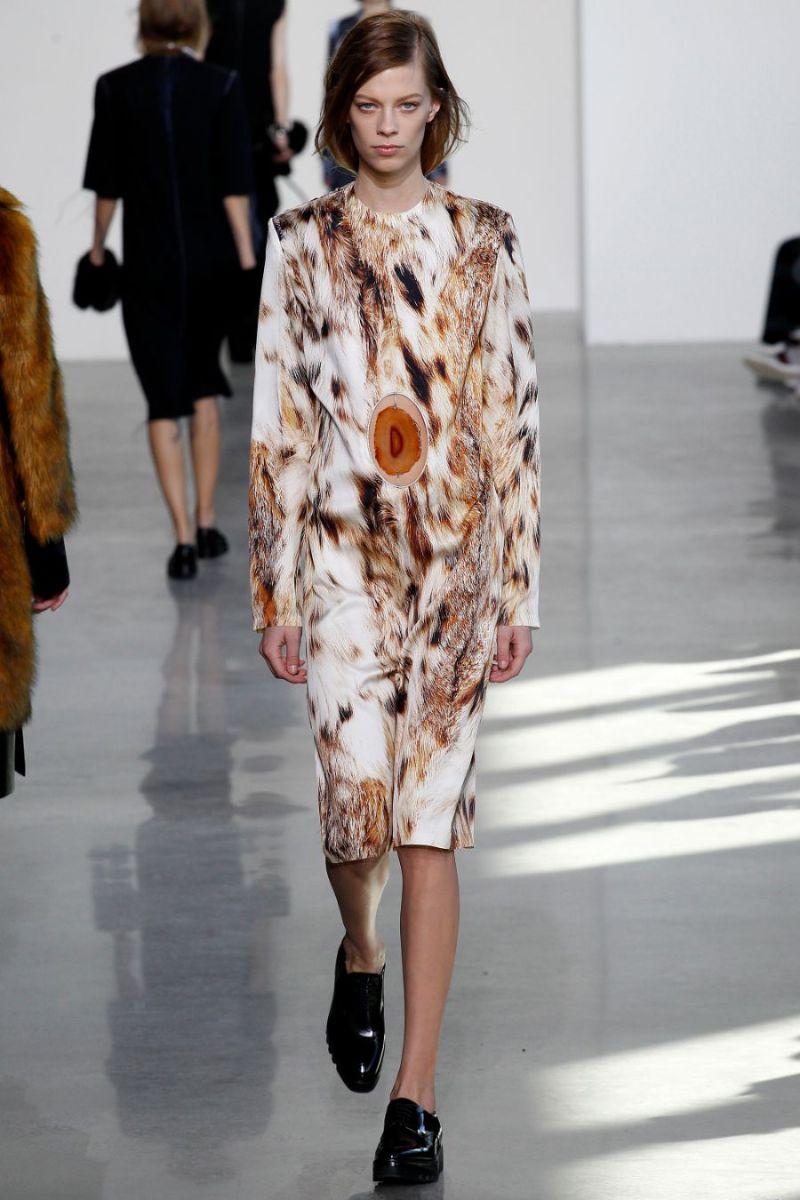 Calvin Klein Collection Ready to Wear FW 2016 NYFW (31)