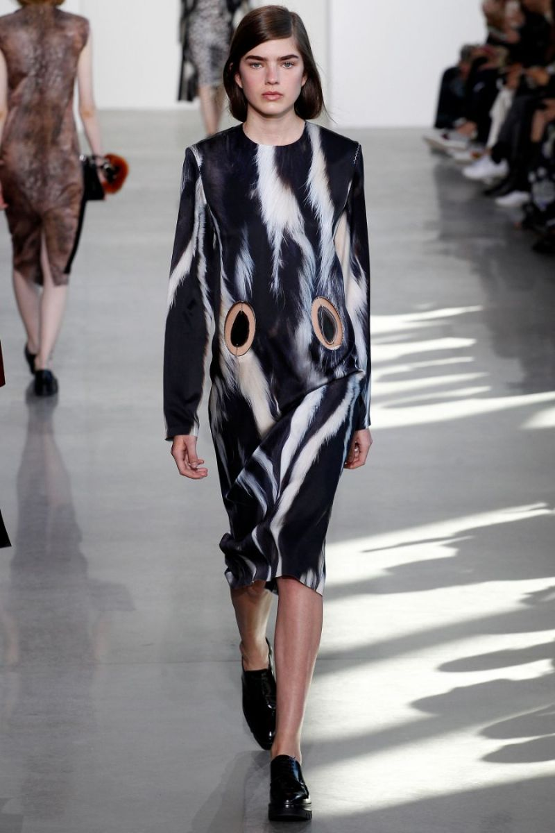Calvin Klein Collection Ready to Wear FW 2016 NYFW (33)