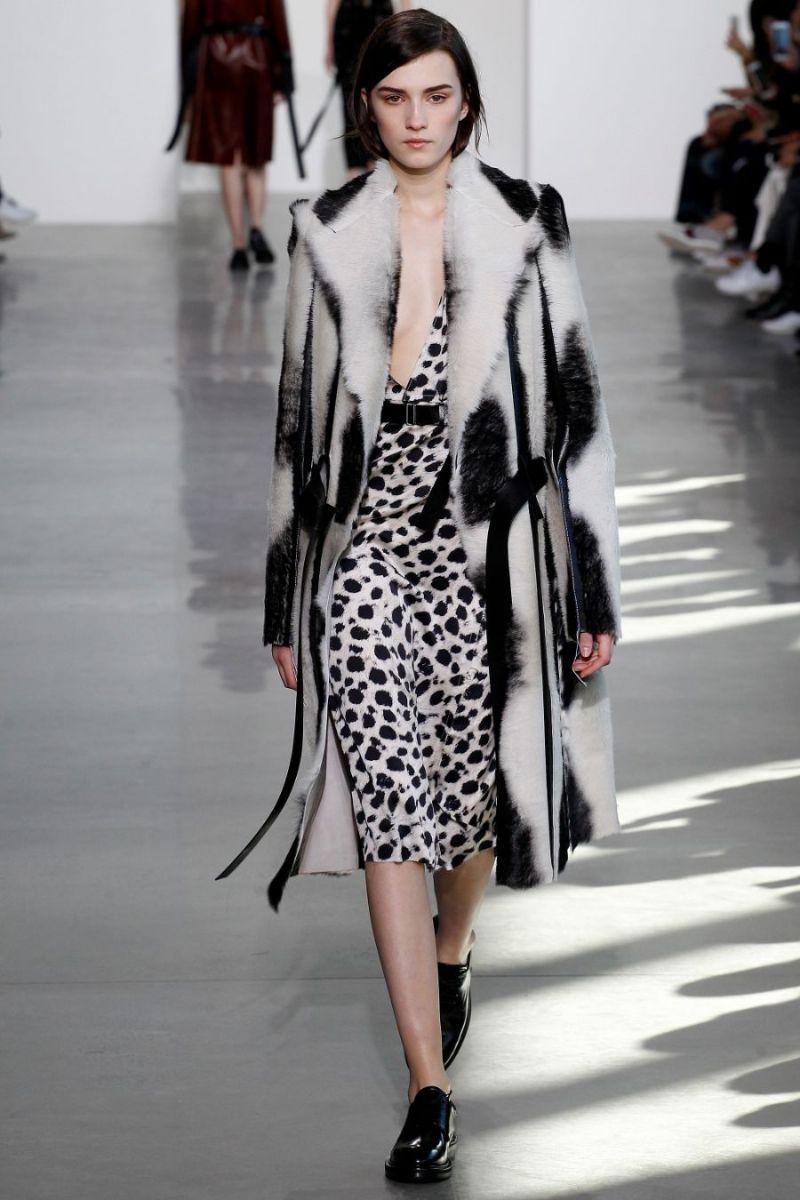 Calvin Klein Collection Ready to Wear FW 2016 NYFW (34)