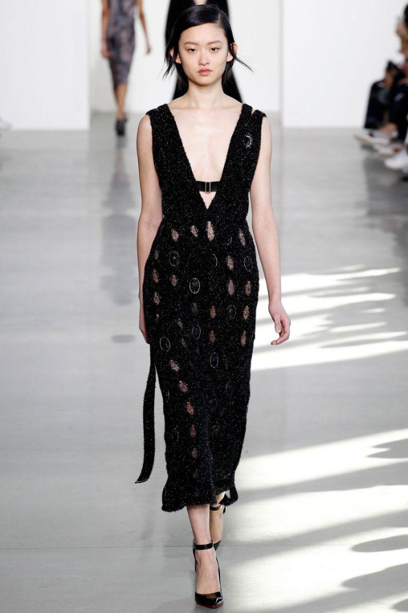 Calvin Klein Collection Ready to Wear FW 2016 NYFW (35)