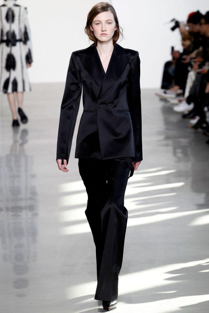 Calvin Klein Collection Ready to Wear FW 2016 NYFW (40)