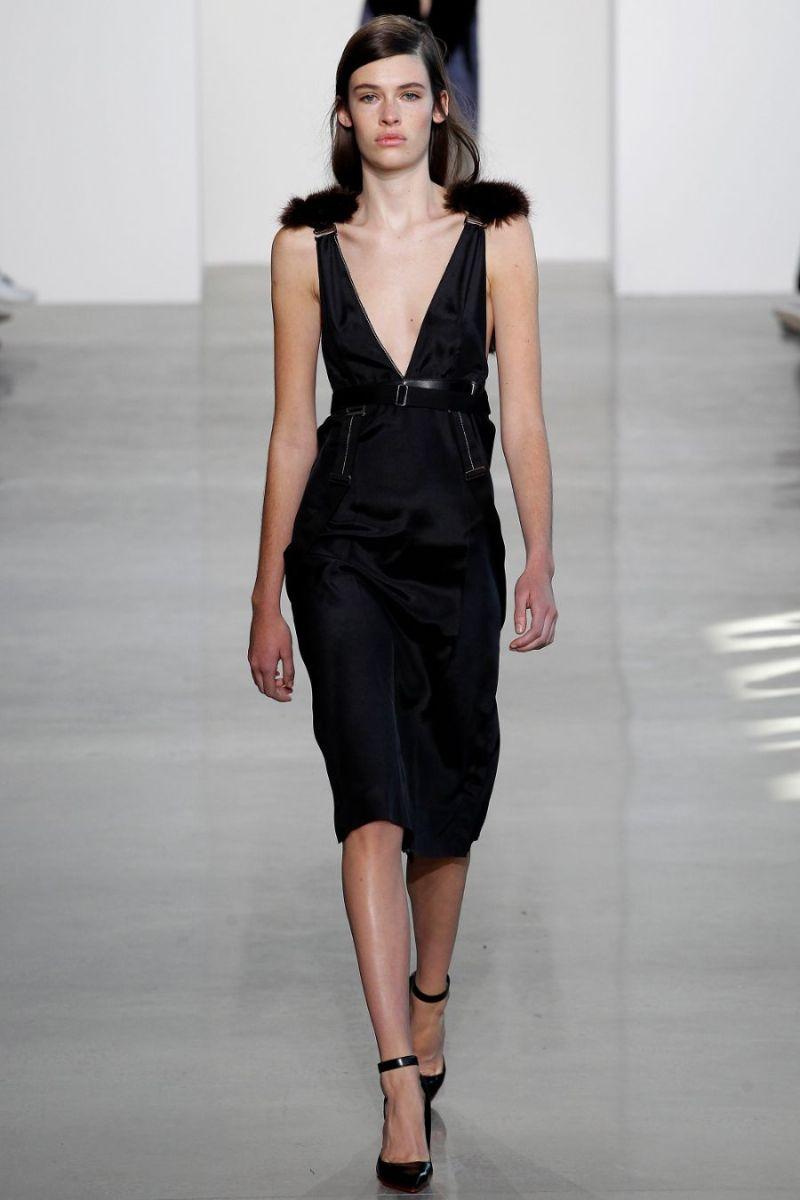 Calvin Klein Collection Ready to Wear FW 2016 NYFW (6)