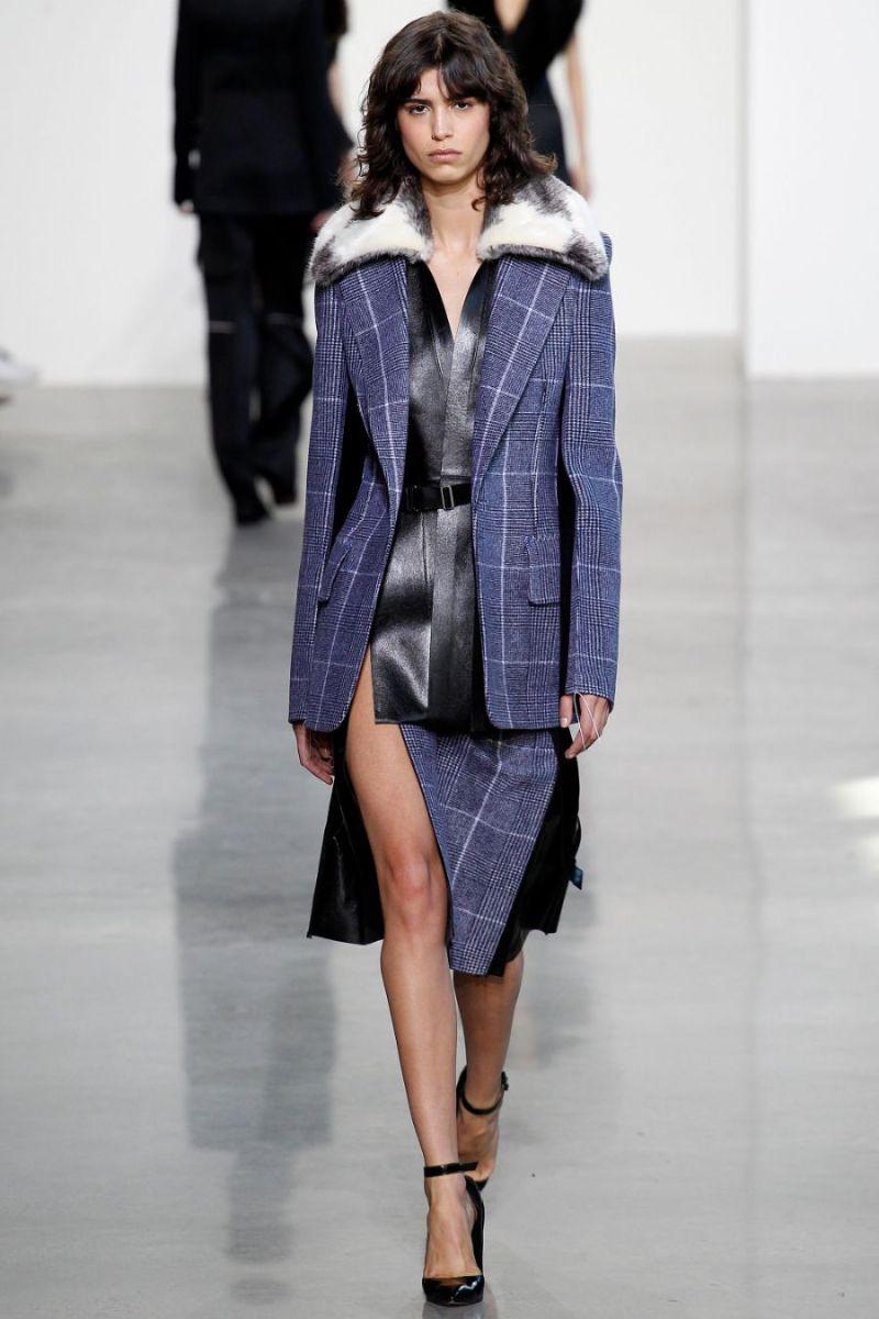 Calvin Klein Collection Ready to Wear FW 2016 NYFW (9)