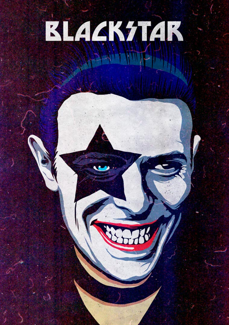 David Bowie VS. Pop Culture by Butcher Billy (18)