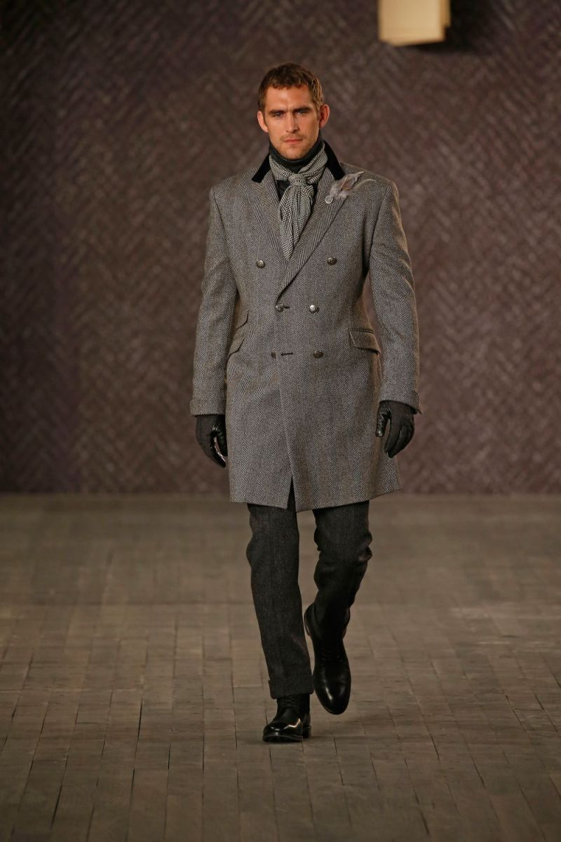 Joseph Abboud Menswear FW 2016 New York (1)