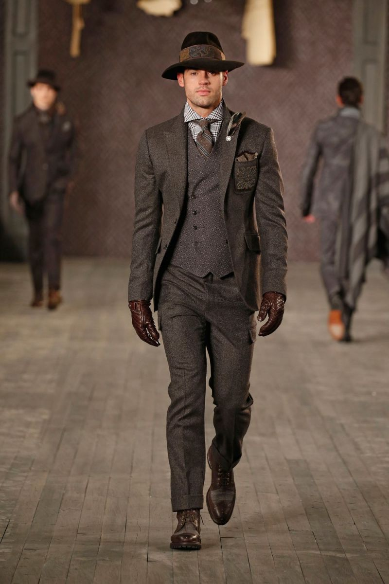 Joseph Abboud Menswear FW 2016 New York (13)