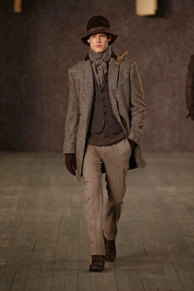 Joseph Abboud Menswear FW 2016 New York (19)