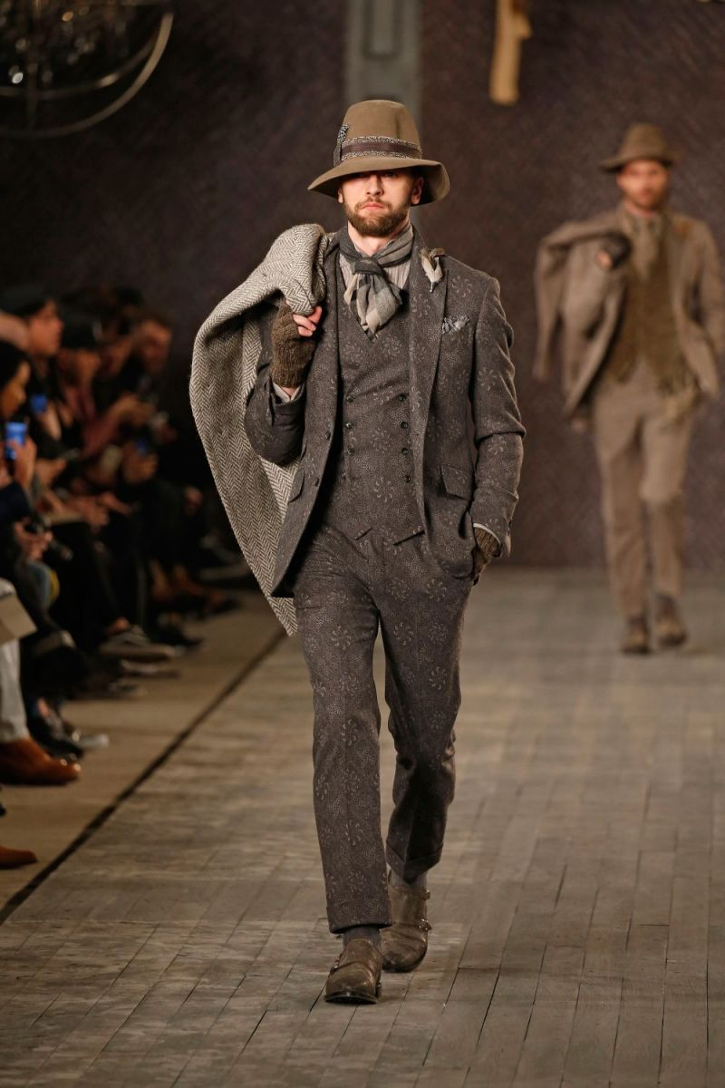 Joseph Abboud Menswear FW 2016 New York (20)