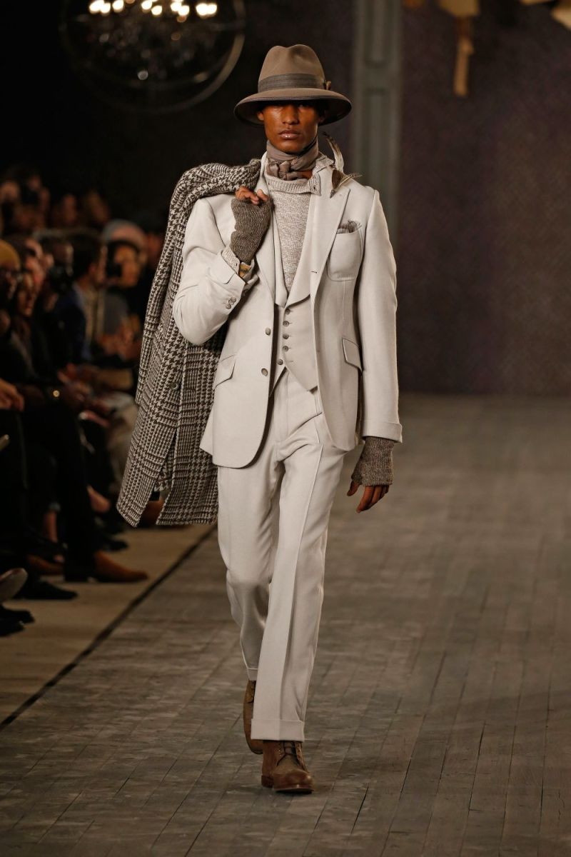 Joseph Abboud Menswear FW 2016 New York (22)