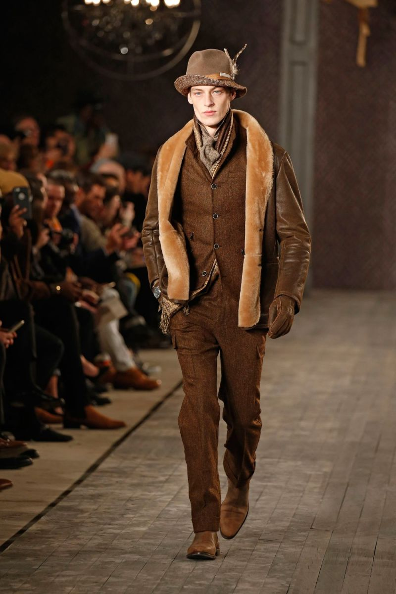 Joseph Abboud Menswear FW 2016 New York (28)