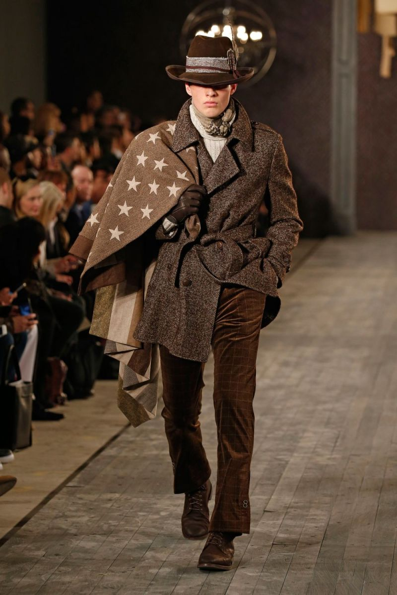 Joseph Abboud Menswear FW 2016 New York (34)