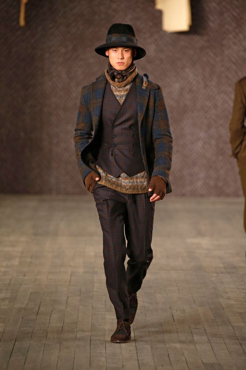 Joseph Abboud Menswear FW 2016 New York (41)