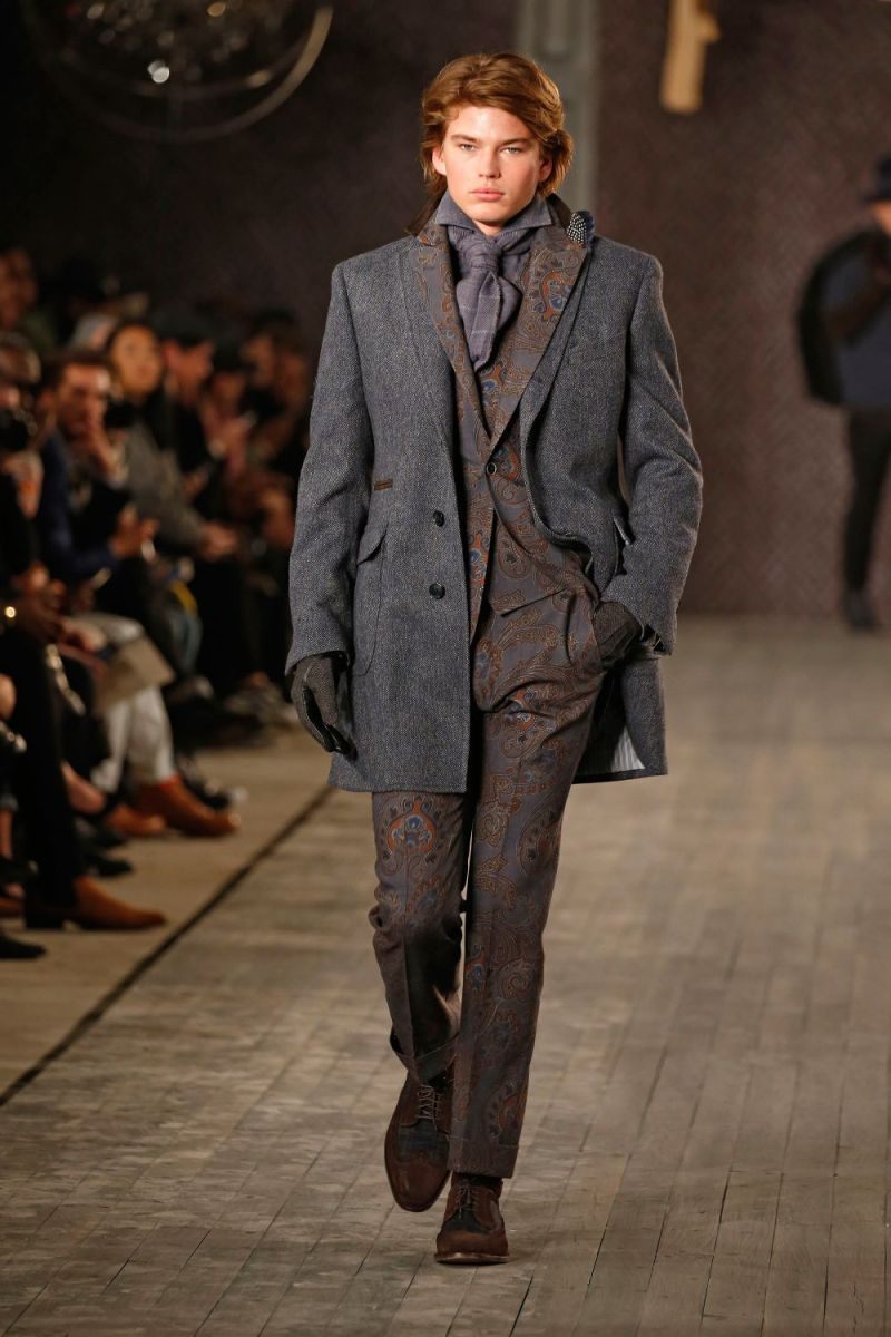 Joseph Abboud Menswear FW 2016 New York (42)