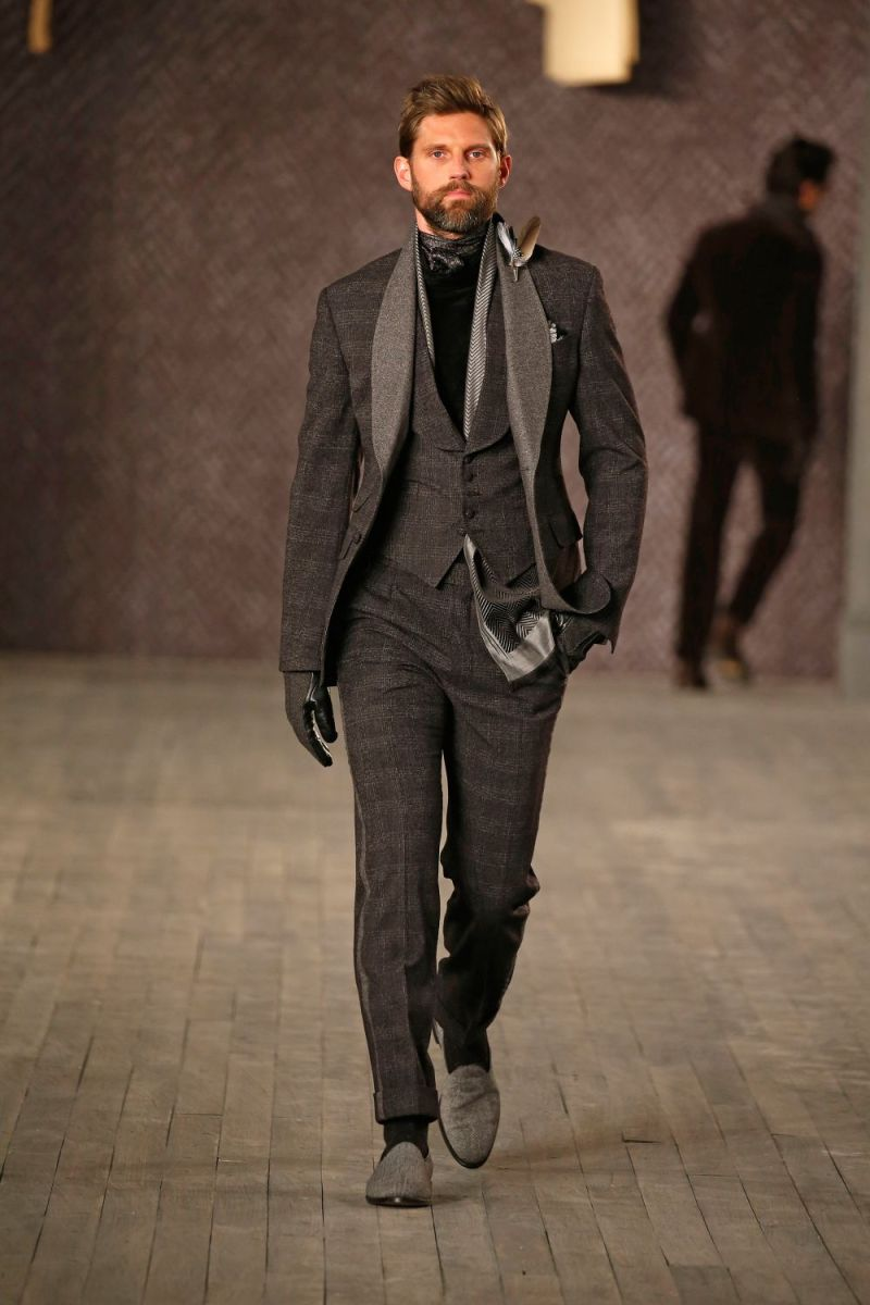 Joseph Abboud Menswear FW 2016 New York (51)