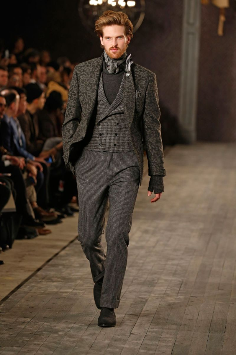 Joseph Abboud Menswear FW 2016 New York (54)