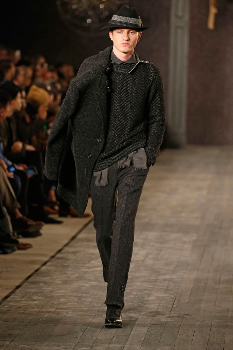 Joseph Abboud Menswear FW 2016 New York (8)