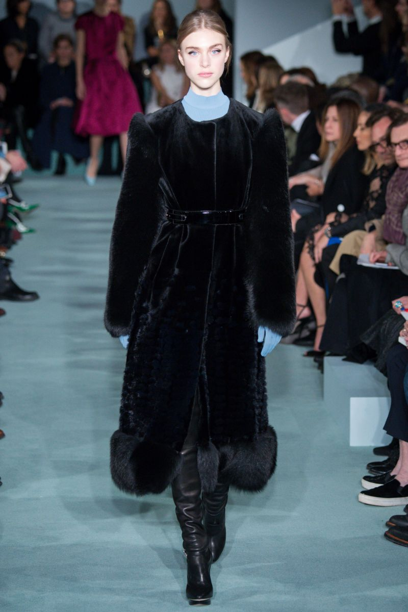 Oscar de la Renta Ready to Wear FW 2016 NYFW (23)
