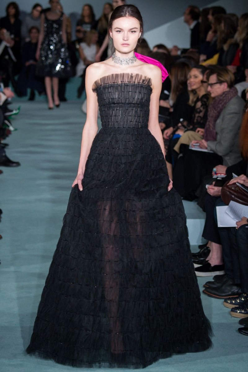 Oscar de la Renta Ready to Wear FW 2016 NYFW (45)